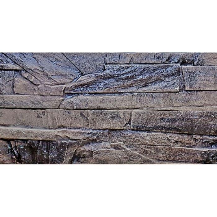 Византийский коричневый искусственный камень