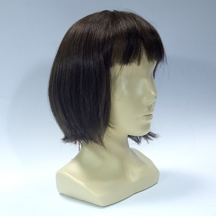 Парик из натуральных волос HHMO-904 # 8