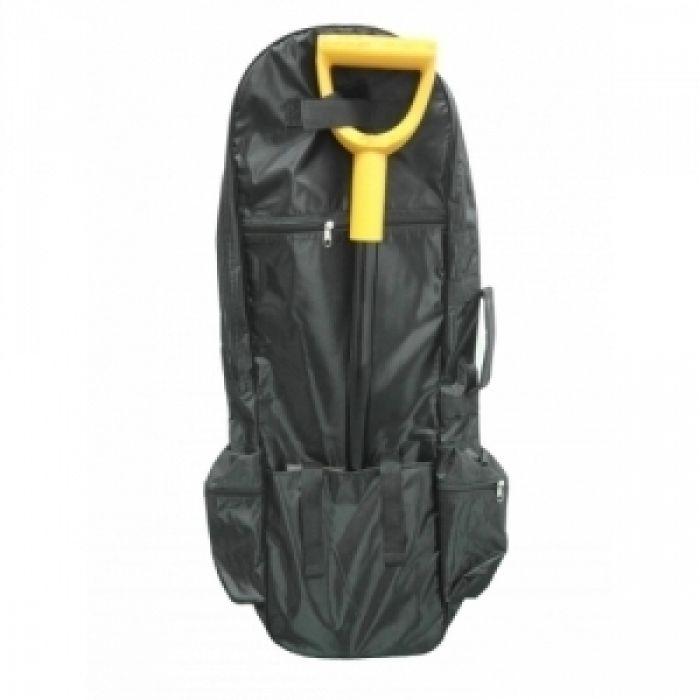 Рюкзак открытый (черный)