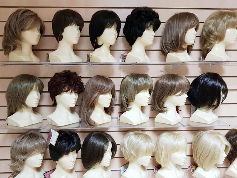 Парики в магазине париков Lanord.ru