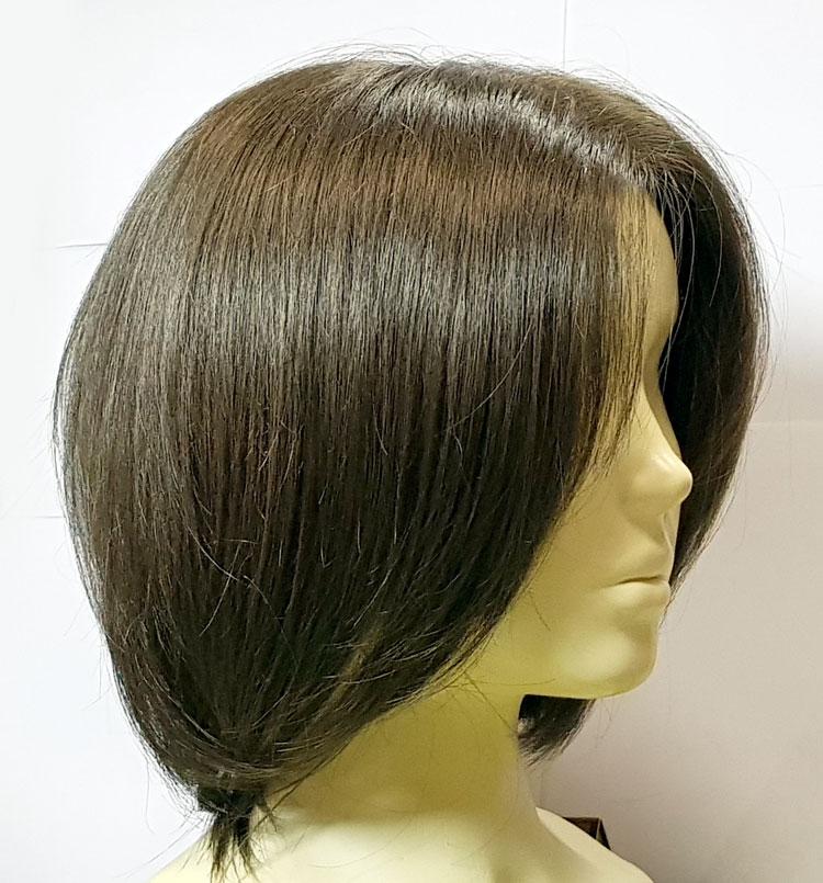 Парик натуральный. Парики купить в магазине париков lanord.ru можно недорого. Wigs. Wig in wig shop