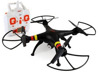 У нас можно выгодно квадрокоптер с камерой syma x8g купить