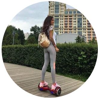 Гироскутеры Smart Balance - популярные и модные