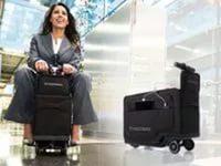 У нас можно купить чемодан на 4 колесах дешево