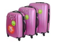 У нас можно дорожные чемоданы на колесиках купить недорого