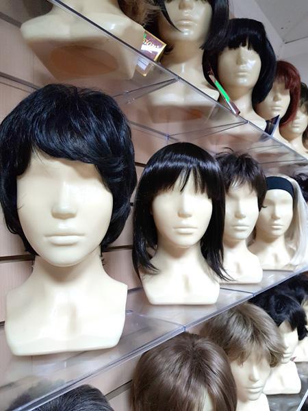 Парики. Wigs. Натуральные парики. Искусственные парики. Lanord.ru