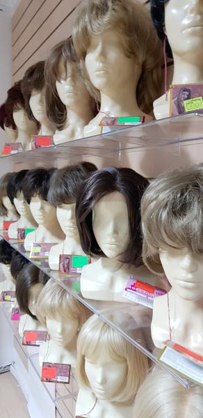 Женские парики по распродаже от 600 рублей. Салон париков LaNord.ru