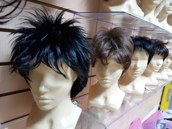 Где купить недорогой парик в Москве - Ланорд ру
