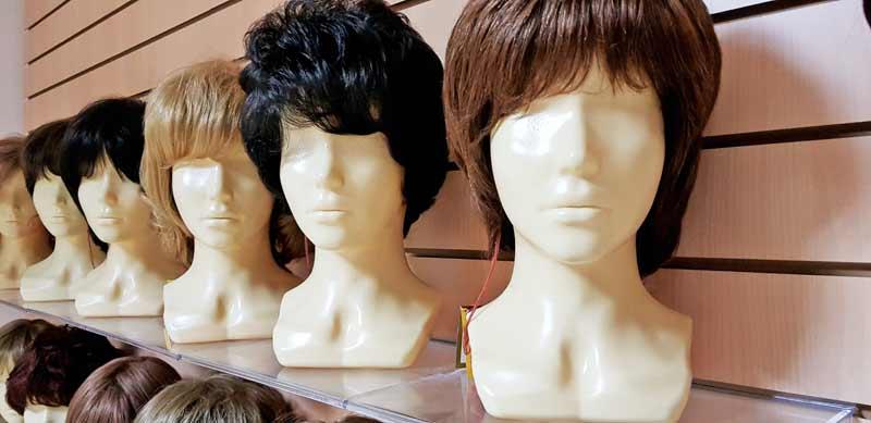 Парики из натуральных волос. Парики купить в магазине Ланорд можно недорого. Wigs