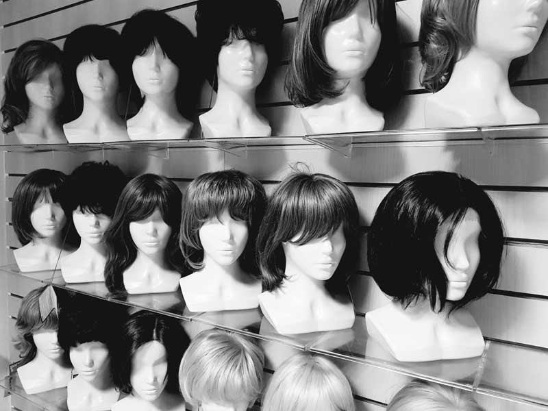 Натуральные парики купить в Москве в магазине париков lanord.ru можно недорого. Wigs. Wig in wig shop