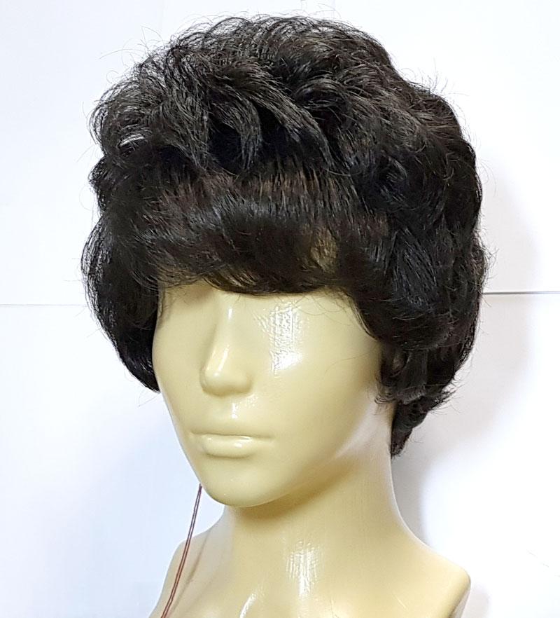 Парик натуральный купить в магазине париков Ланорд можно от 3400 руб. Wigs
