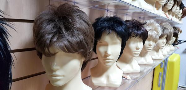 Искусственные парики дешево от 900 рублей в магазине LaNord.ru