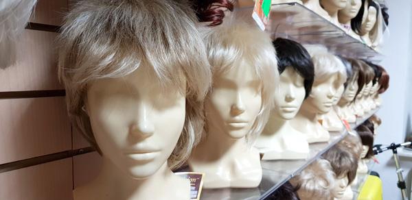 Купить искусственные парики дешево от 900 рублей в магазине LaNord.ru
