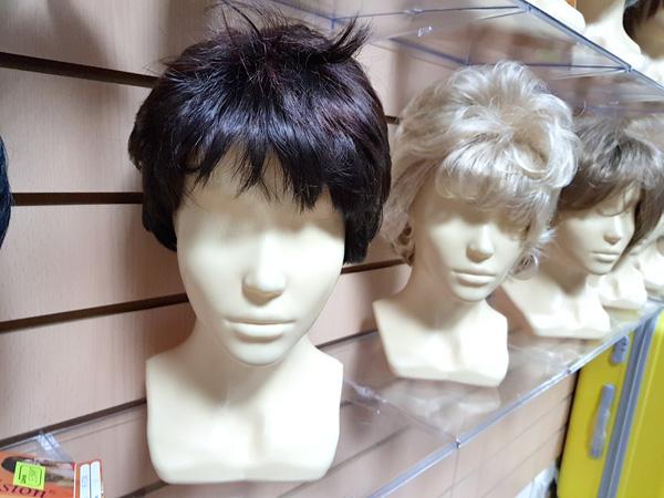Купить искусственные парики дешево в магазине LaNord.ru