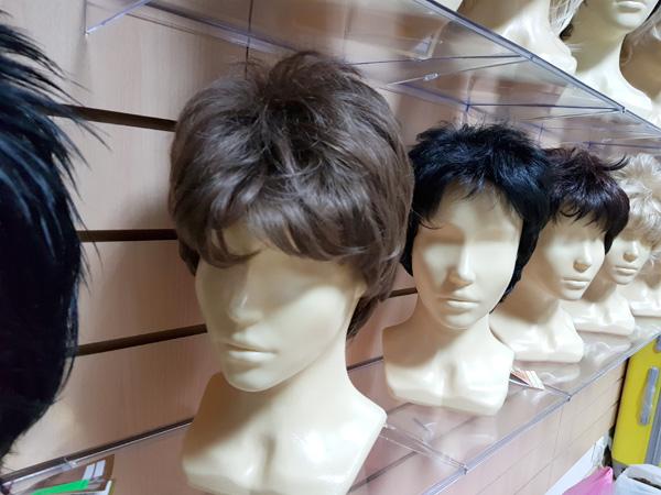 Купить искусственные парики в магазине LaNord.ru