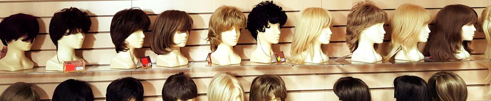 Купить длинные парики в магазине