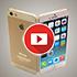 Восстановленный Apple iPhone 6 64 GB Gold