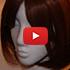 Парики из натуральных волос - это красиво и удобно