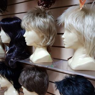 парик из искусственных волос купить
