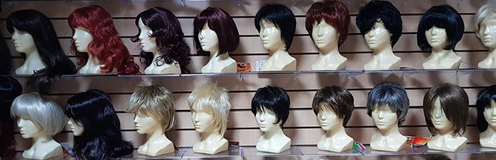 купить натуральный парик в Москве
