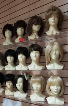 Купить парик из искусственных волос недорого у  нас на Lanord .ru по доступной цене