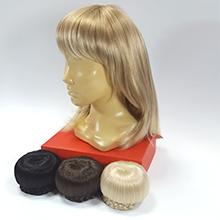 парик из искусственных волос купить в Москве недорого вы можете в нашем интернет-магазине  Lanord.ru