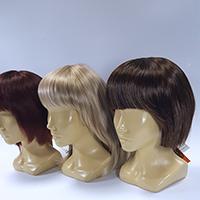 Купить парик из натуральных волос от 3000 руб.