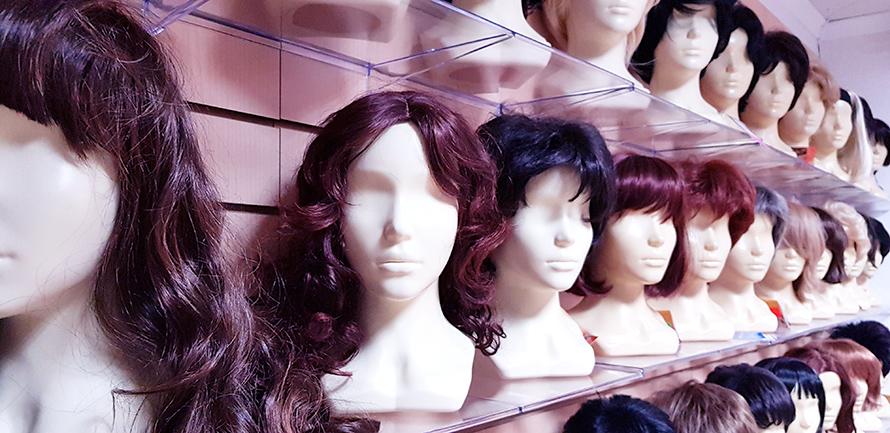 Купить парик в Москве недорого. Высокое качество и быстрая доставка | LaNord.ru