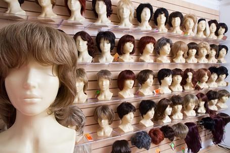 Купить парики недорого в Москве от 1000 руб. | LaNord.ru