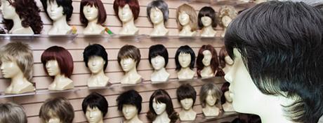 Где купить парик из натуральных волос в Москве | LaNord.ru
