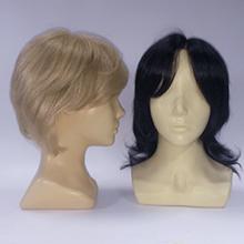 Недорогие парики из натуральных волос купить в Москве на LaNord.ru