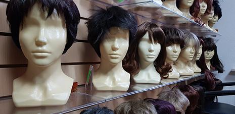 Купить парик из натуральных волос от 1000 руб.  в Москве | LaNord.ru