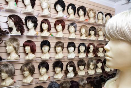 Парик из натуральных волос купить в Москве вы можете у нас на LaNord.ru
