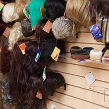 Парики из искусственных волос в Москве недорого у нас LaNord.ru