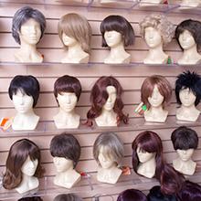Купить парик в Москве недорого от 1000 руб. | LaNord.ru