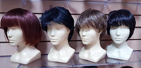 Парики из искусственных волос недорого у нас в интернет-магазине LaNord.ru