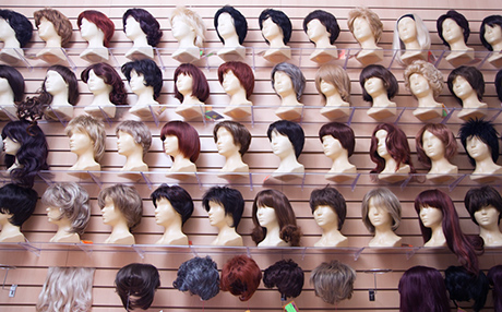 Купить парик из канекалона в Москве недорого LaNord.ru