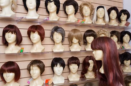 Купить парик из канекалона в Москве | LaNord.ru