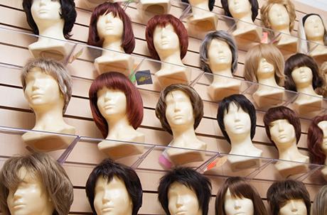 Купить парик в Москве от 1000 руб. в интернет-магазине LaNord.ru