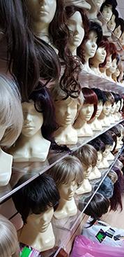 Купить парик из натуральных волос в Москве | LaNord.ru