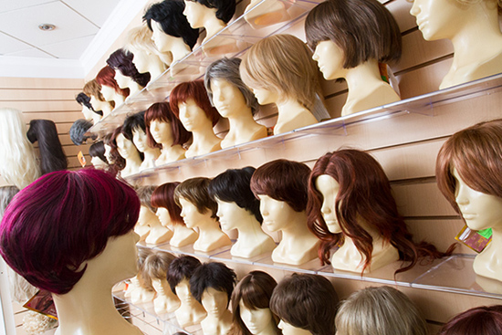 Купить парик из натуральных волос. Цена на парики от 1000 руб. | LaNord.ru