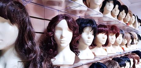 Натуральные парики от 1000 руб. в Москве | LaNord.ru