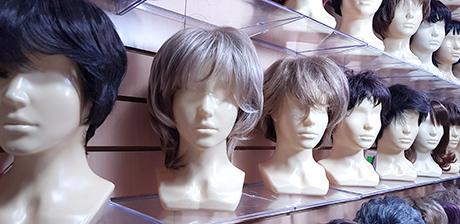 Парики из натуральных волос ВЫ можете купить у нас на LaNord.ru