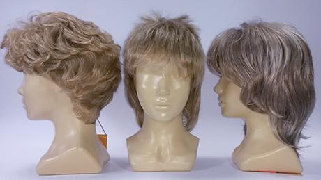 Недорогие парики из натуральных волос в Москве | LaNord.ru