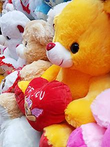 Плюшевые медведи купить в Москве. Мягкие игрушки от 600 руб. в интернет-магазине LaNord.ru