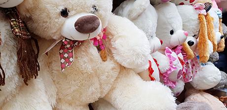 Большие плюшевые мишки купить в Москве от 600 руб. | LaNord.ru