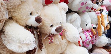 Kупить большого медведя. Магазин плюшевых мишек LaNord.ru