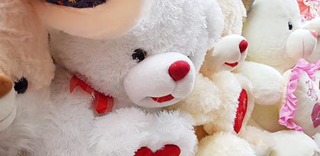 Kупить большого плюшевого мишку по самой доступной цене в Москве. Магазин мягких игрушек Lanord.ru