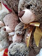 Купить мягкую игрушку медведь большой. Высокое качество и быстрая доставка | LaNord.ru