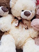 Mягкая игрушка белый медведь в интернет -магазине LaNord.ru